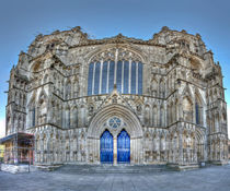 York Minster Distorted von Allan Briggs