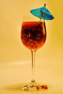 'Baked Beans Cocktail' by CHRISTINE LAKE