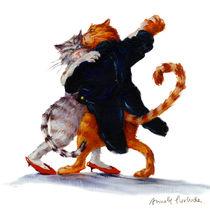 Der Katzentanz by Annette Swoboda