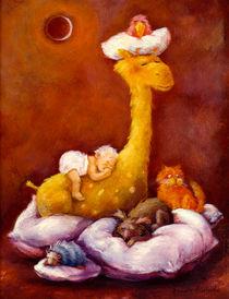 Schlafe, mein Prinzchen von Annette Swoboda