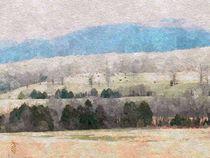 Alabama Farmland by mik-goben