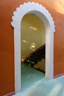 MEXICAN ARCH by John Mitchell