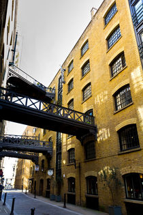 Butlers wharf London von David Pyatt