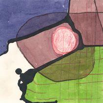 Man muß sich Sisyphos als einen glücklichen Menschen vorstellen (Albert Camus) by Wolfgang Wende