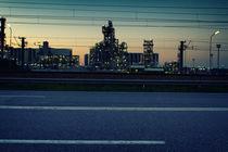 Oil rafinery by jurryman