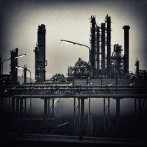 Oil rafinery II by jurryman