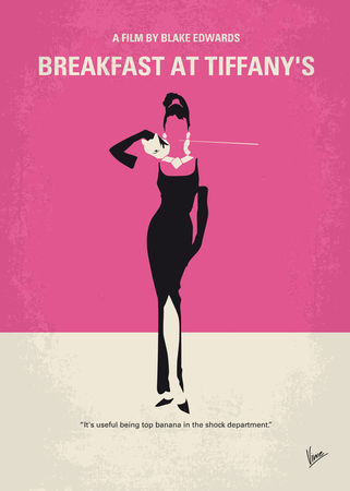 No204-my-breakfast-at-tiffanys-minimal-movie-poster