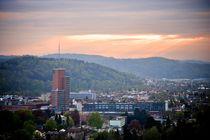 Winterthur City von Selcuk Yücel