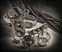 Still Life with Pears by Sviatlana Kandybovich