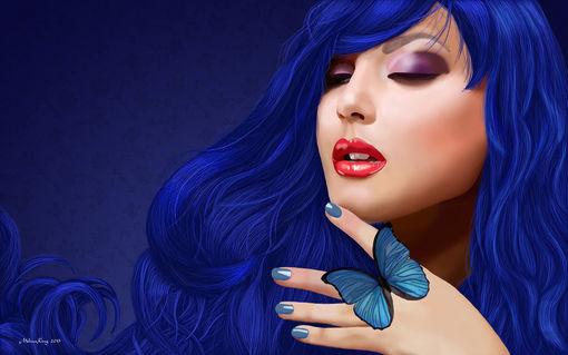 Bluehairedgirl