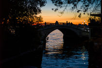 Venezianische Brücke by Daniel Mittermeier