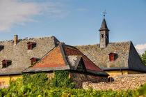 Verfallenes Kloster von Erhard Hess