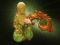 Celebration of the Golden Dragon. by Heather Goodwin