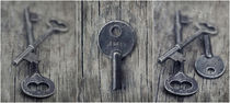 decorative vintage keys I von Priska  Wettstein