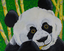 Panda Bear by Diane Bell