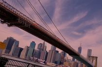 BROOKLYN BRIDGE SPACE von Maks Erlikh