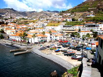 Fisher Village in Madeira von Katri Ketola