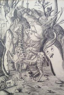 Ritter, Tod und Teufel à la Apollonia by Michael Kaiser