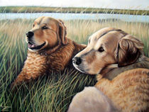 Two Golden by Nicole Zeug