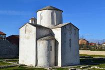 Kirche in Nin von dietmar-weber