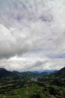 Alpenpanorama by Jens Berger