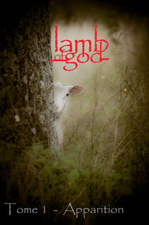 Lamb of God book cover by loriental-photography
