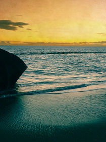 Sunset in Tenerife by loriental-photography