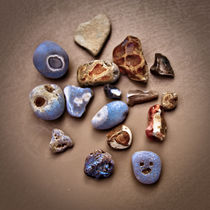 Beach Treasures by loriental-photography