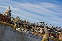River Thames Uphill von David Pyatt
