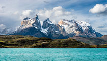 Cuernos del Paine by Russell Bevan Photography