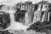 The Power of St Martin Falls by Russell Bevan Photography