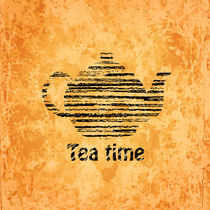 Tea time background by yaviki