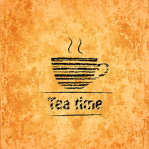 Tea time background von yaviki