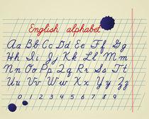 Alphabet set von yaviki