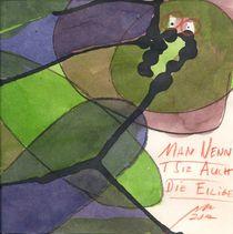 Man nennt sie auch die Eilige by Wolfgang Wende