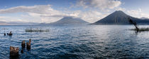 Lake Atitlán, Guatemala. by Tom Hanslien