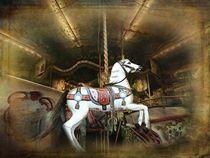 Wild wooden horse by barbara orenya