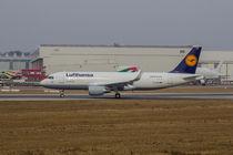 A320-200 Sharklets Lufthansa D-AIZQ von kunertus