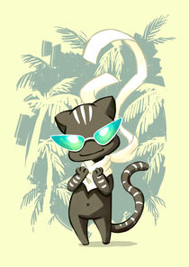 Jungle Cat von freeminds