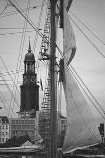 Hisst die Segel! von Simone Jahnke