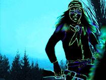 Apache Rider von dawn Davies