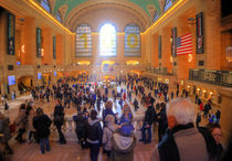 100 YEARS OF GRAND CENTRAL TERMINAL IN NY. von Maks Erlikh