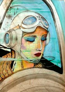 The Pilot Of Your Dreams by John Dicandia