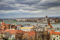 Beautiful Budapest von Rozalia Toth
