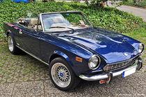 Fiat 124, Oldtimer, Klassiker von shark24