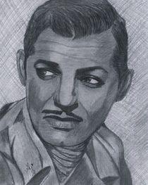 Clark Gable von Bobby Dar