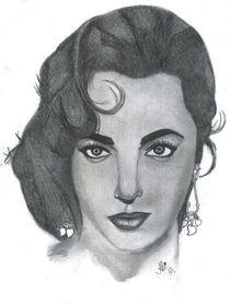 Elizabeth Taylor von Bobby Dar