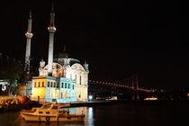Ortakoy Buyuk Mecidiye Mosque von Evren Kalinbacak