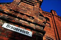 Brauerei Dessau by URBAN ARTefakte alias Steffi Reichert