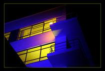 Bauhaus Dessau von URBAN ARTefakte alias Steffi Reichert